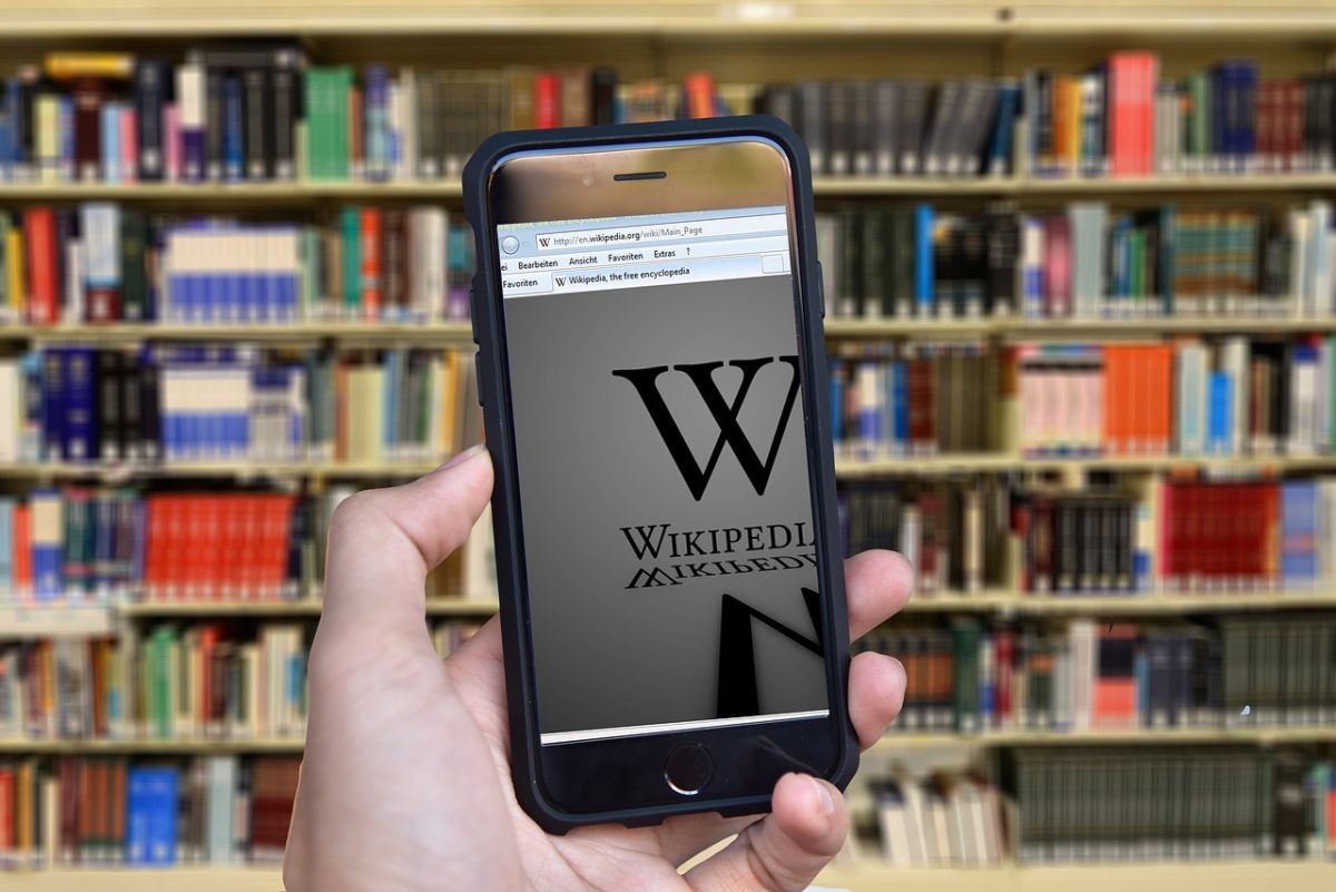 Czy Wikipedia jest źródłem, z którego powinien korzystać copywriter?